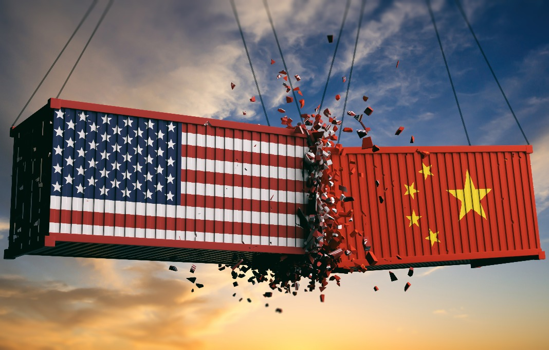 Chief Executive: U.S.-China Conflict Has Only Just Begun